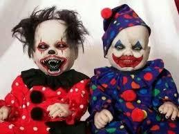 Children Clowns